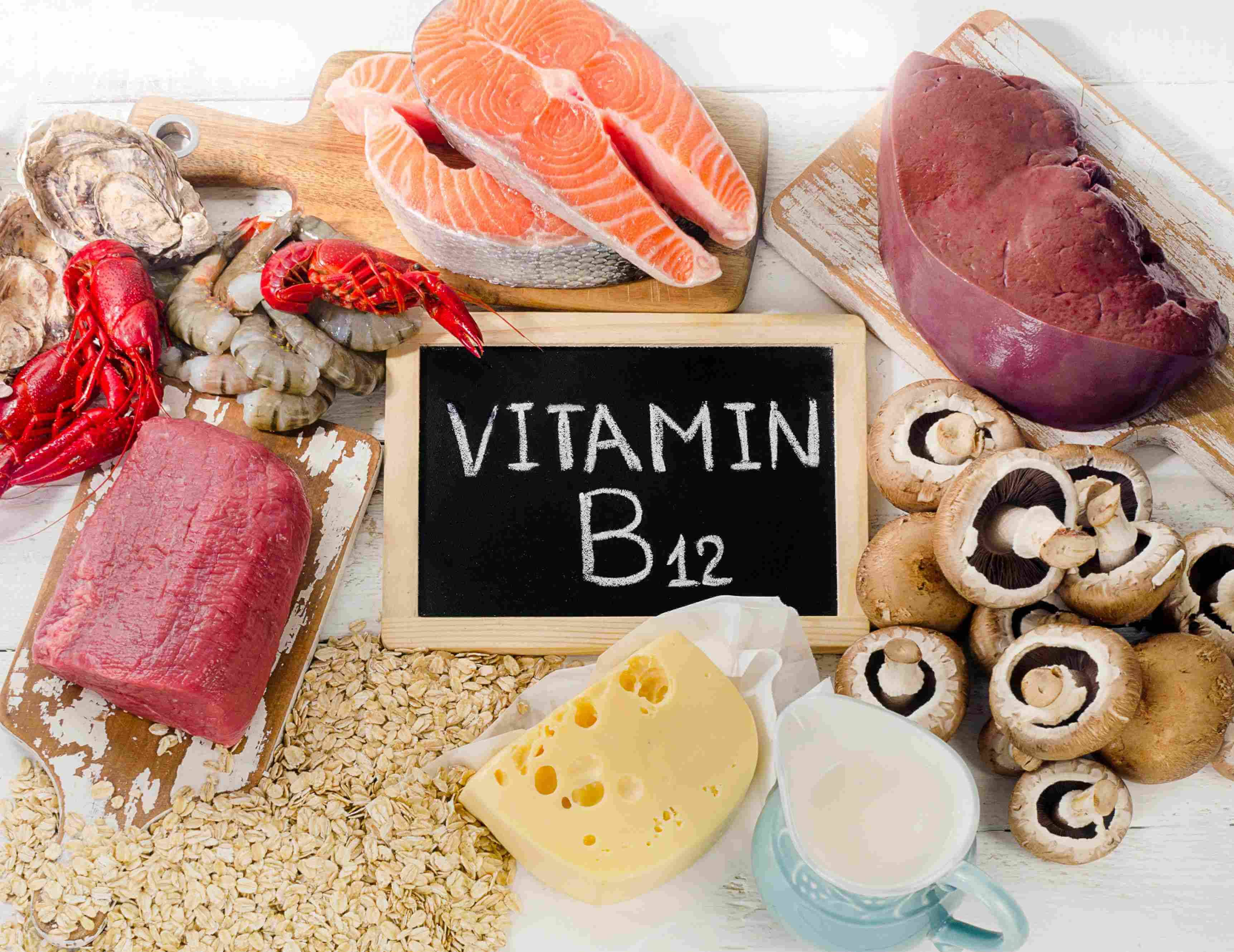 Image result for vitamin b12 foods