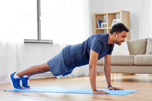 Do push ups for weight loss